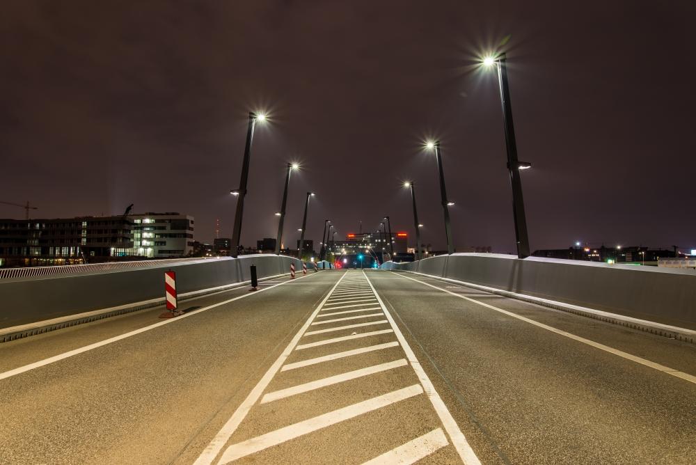 "Baakenhafenbrücke - ""Überblick"""