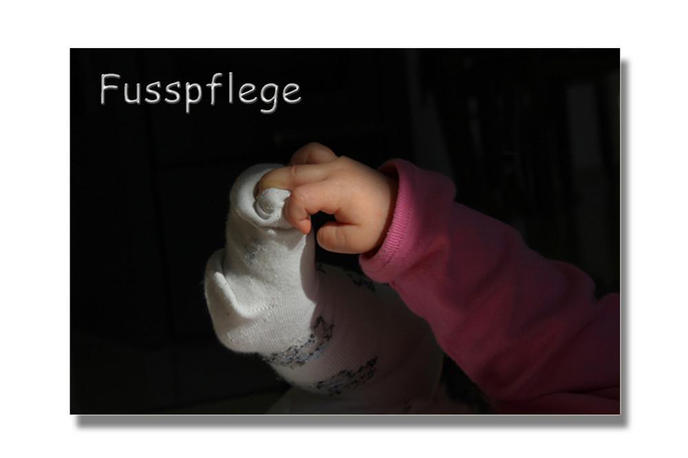 baby fusspflege foto bild kinder babies menschen bilder auf fotocommunity. Black Bedroom Furniture Sets. Home Design Ideas