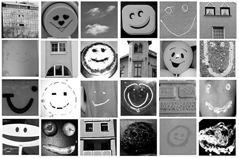 baby keep smilin'