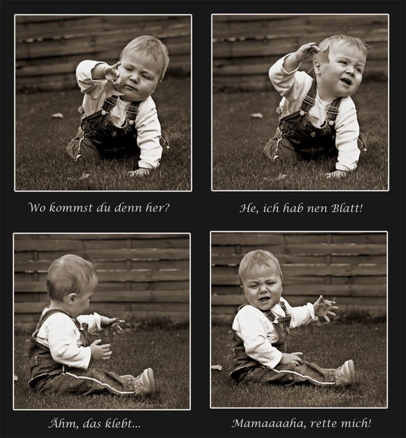 Babyfreude, Babyleid