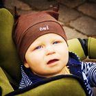 ...baby's got blue eyes...