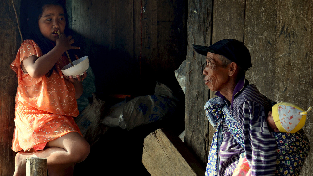 Babysitter im Yunnan