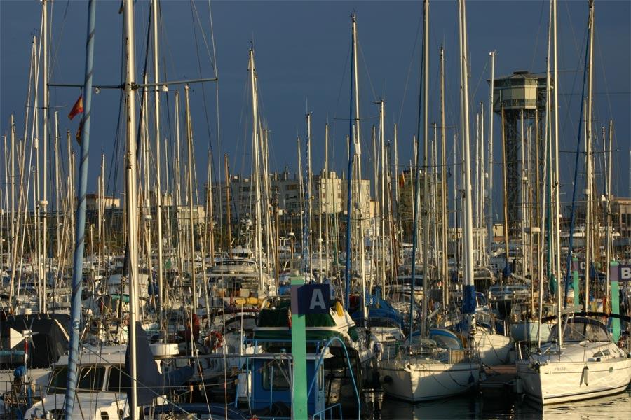 Bacelona Port Vell