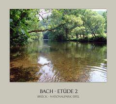 Bach - Etüde 2