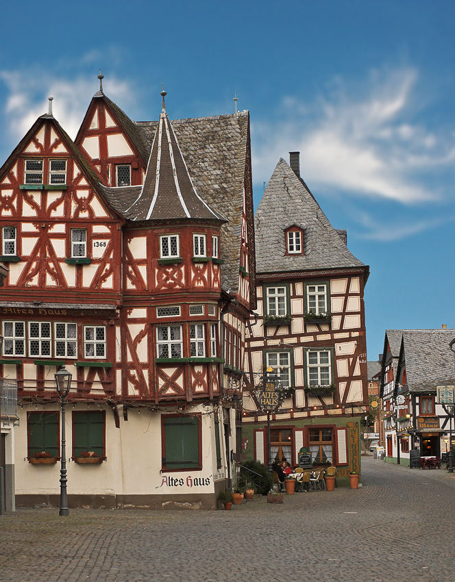 Bacharach am Rhein