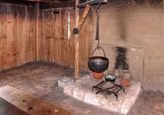 Bachritterburg - die Küche
