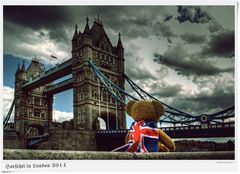 Back from London...