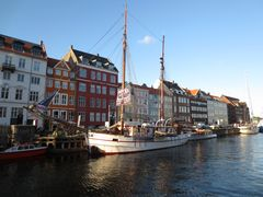 back in Nyhavn