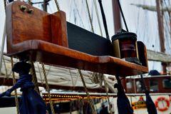 Backbord-Laterne