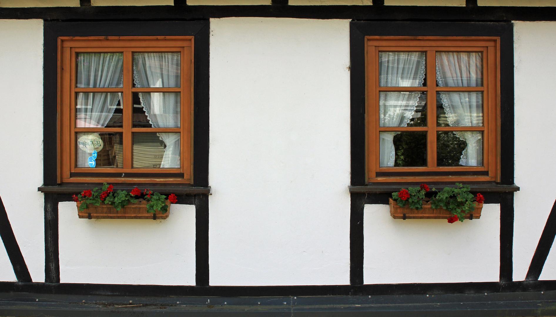 Backes in Netphen-Ölgershausen (Fenster)