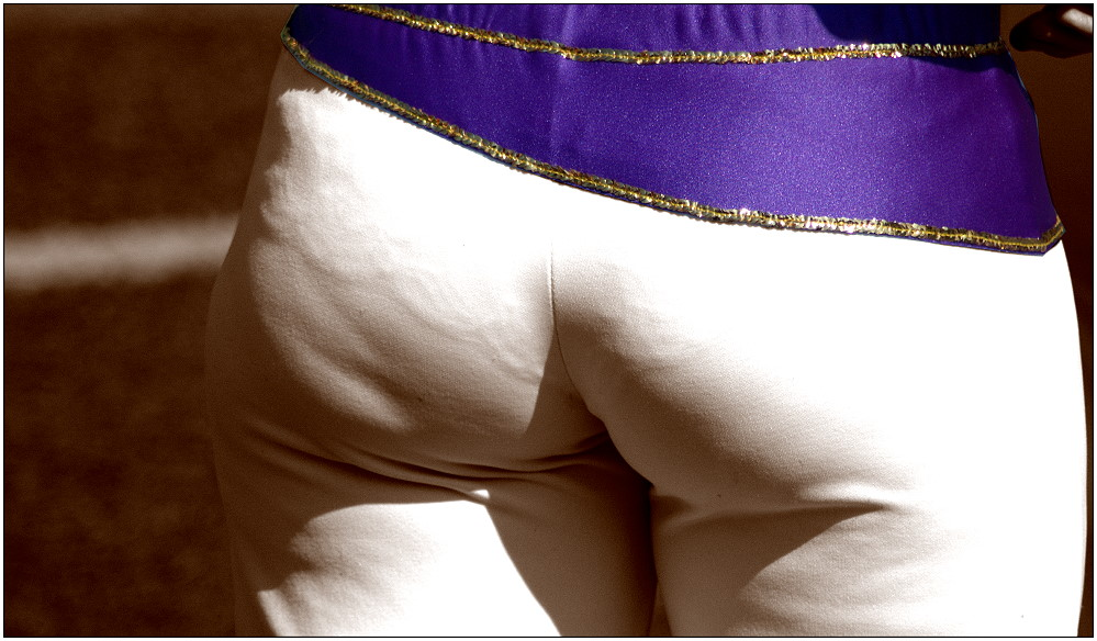 ... backside purple ....