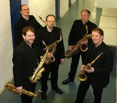 Backstage Quintessence Saxophone Quintet