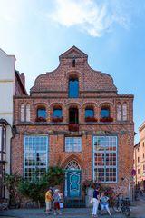 Backstein-Architektur in Lüneburg 2