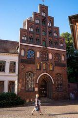 Backstein-Architektur in Lüneburg 3