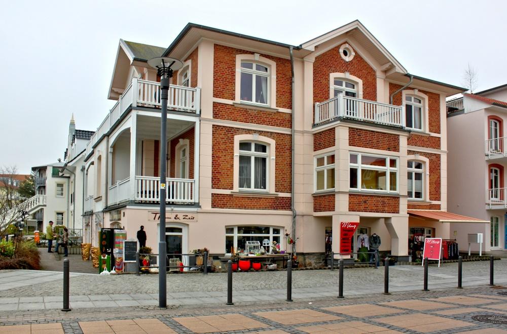 Backstein-Eckhaus