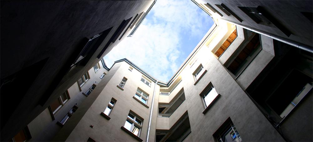backyard :: Berlin-Mitte 2009