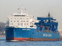 Baco - Liner 2    -  Barge - Carrier