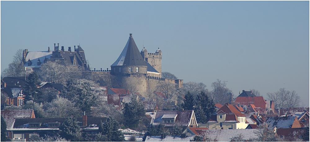 Bad Bentheim - Die Burg