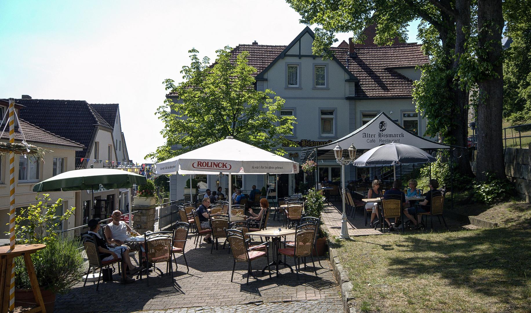Bad Bentheim - Schloßstraße
