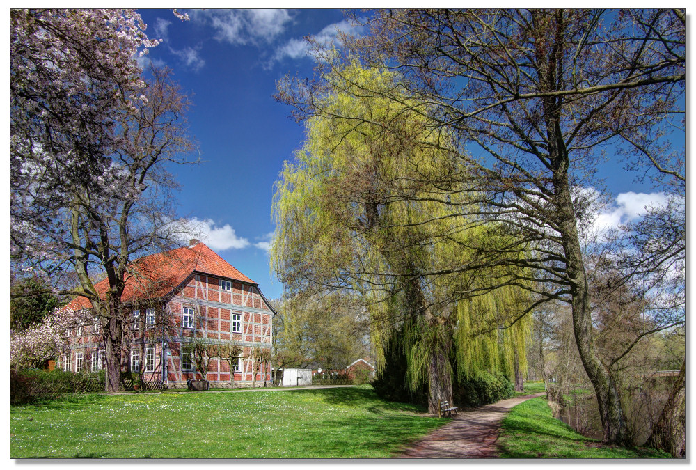 Bad Bevensen - Altstadt