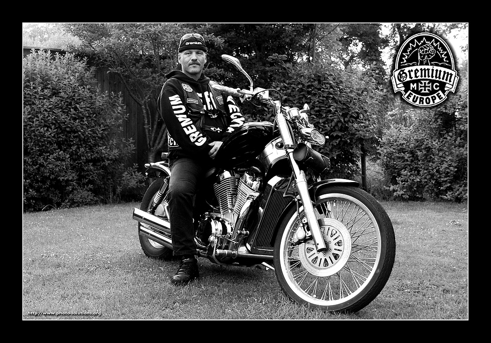 """Bad Boys"" 'n Bikes"