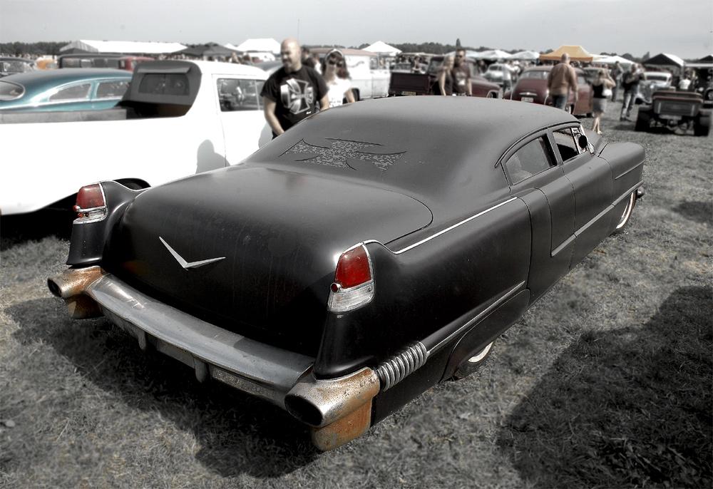 Bad Cadillac