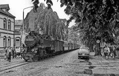 Bad Doberan, genau vor vierzig Jahren
