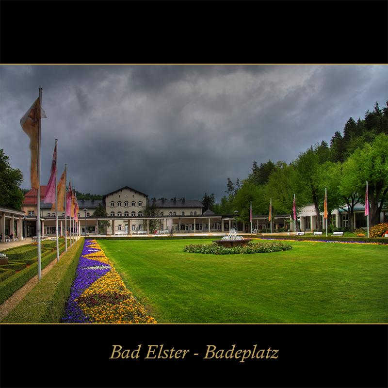 Bad Elster - Badeplatz