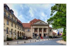 Bad Elster - König Albert Theater