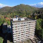 Bad Harzburg, Blick zum Burgberg