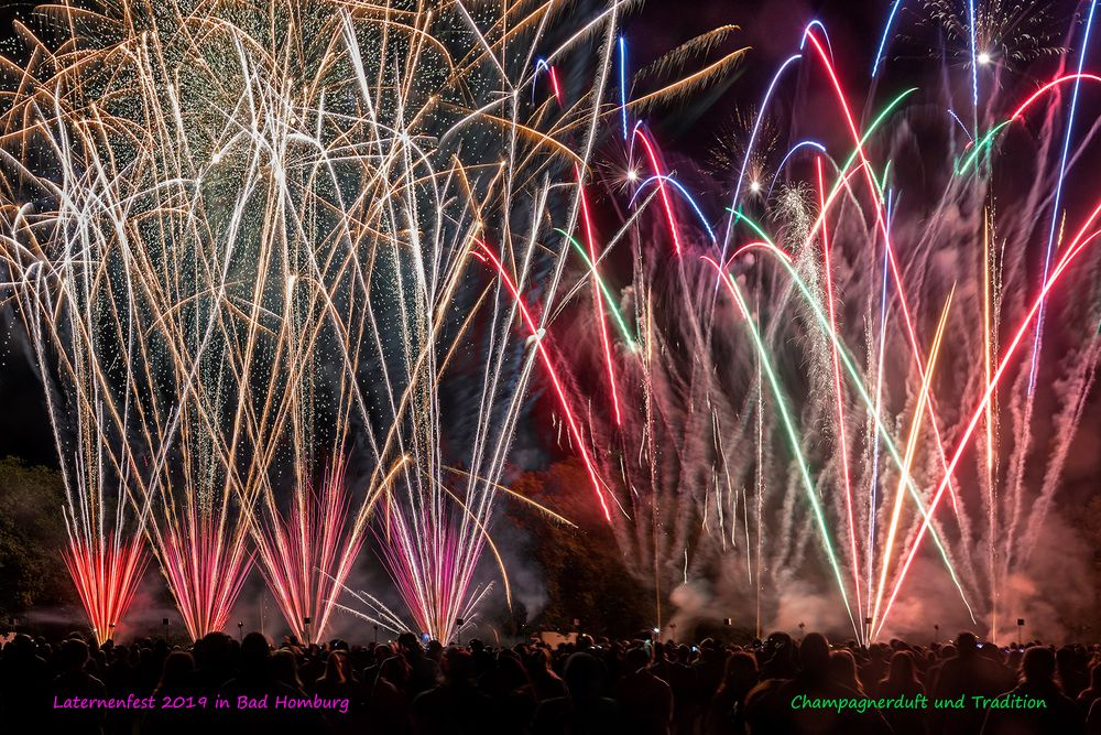 BAD HOMBURG - Laternenfest 2019