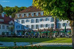 Bad Hotel Überlingen mit Park