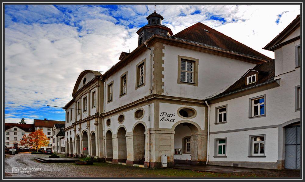 Bad Karlshafen, Rathaus
