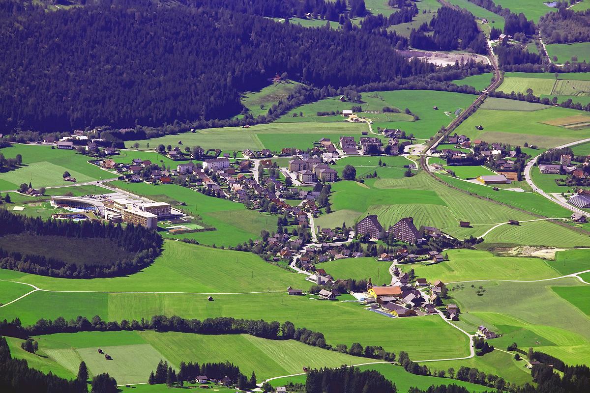 Bad Mitterndorf - Neuhofen