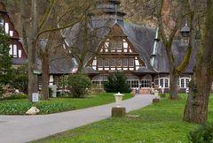 Bad Münster a. Stein, Kurpavillon