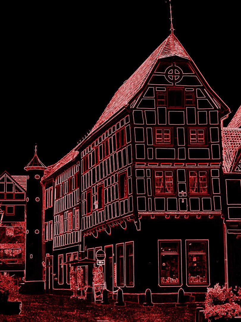 Bad Münstereifel - Fachwerkfassade