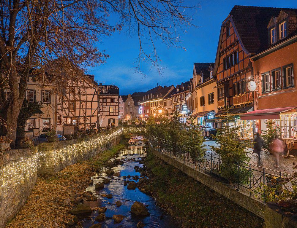 Bad Münstereifel im Advent
