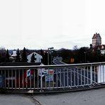 Bad Neustadt an der Saale Brücken Panorama