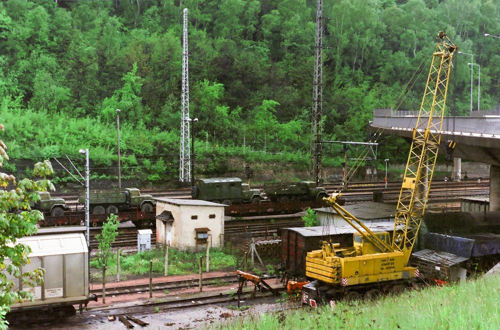 Bad Schandau, 1994