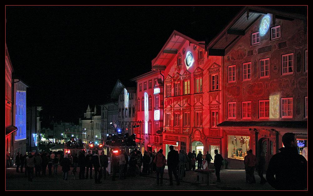 Bad Tölz in besonderem Licht I