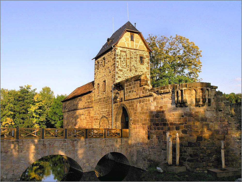 Bad Vilbel - Die Burg