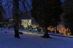 Bad Wildbad bei Nacht
