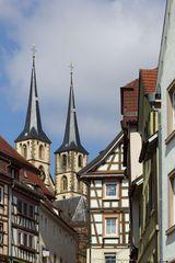 Bad Wimpfen - Altstadt und Pfarrkirche