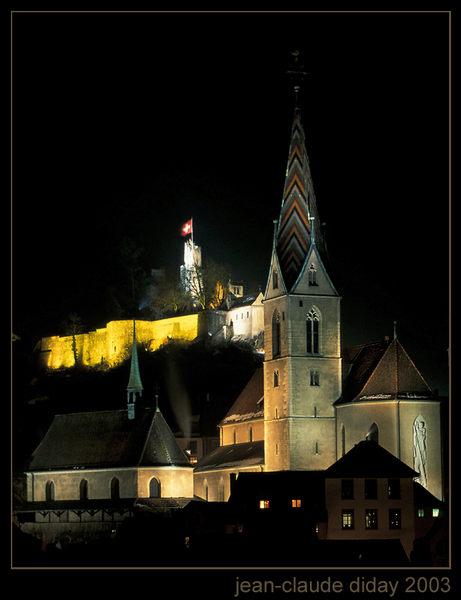 Baden by Night I