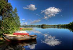 Baden in Schweden