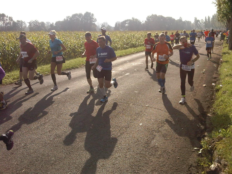 Baden-Marathon 2013