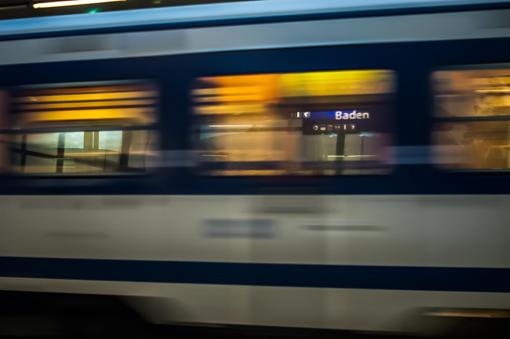 Baden Schnellbahn