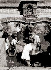 badetag .....für frauen (serie VI nepal)