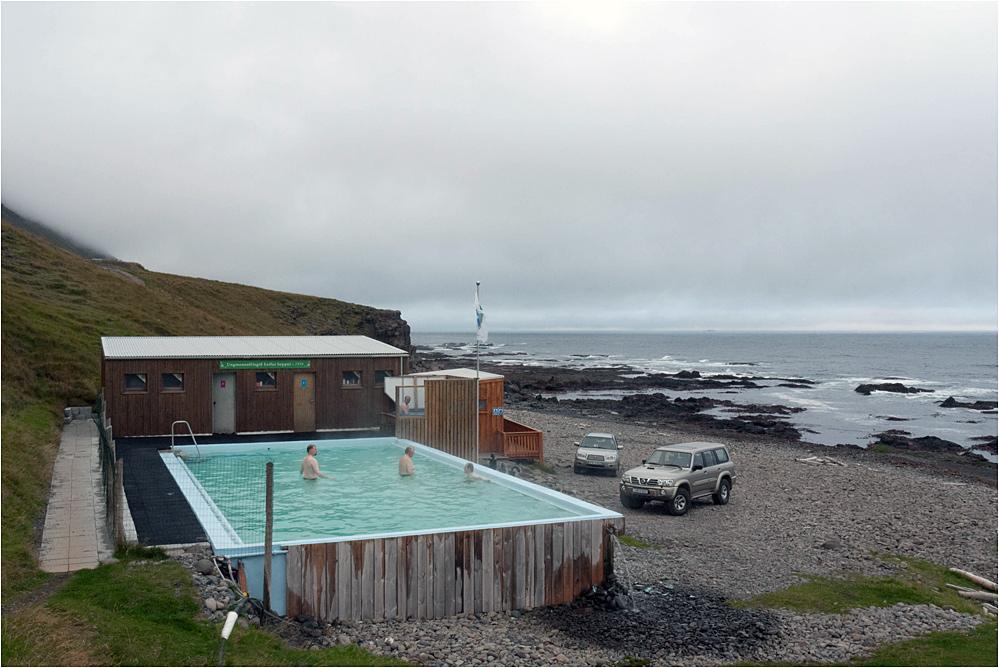Badeurlaub am Nordatlantik....