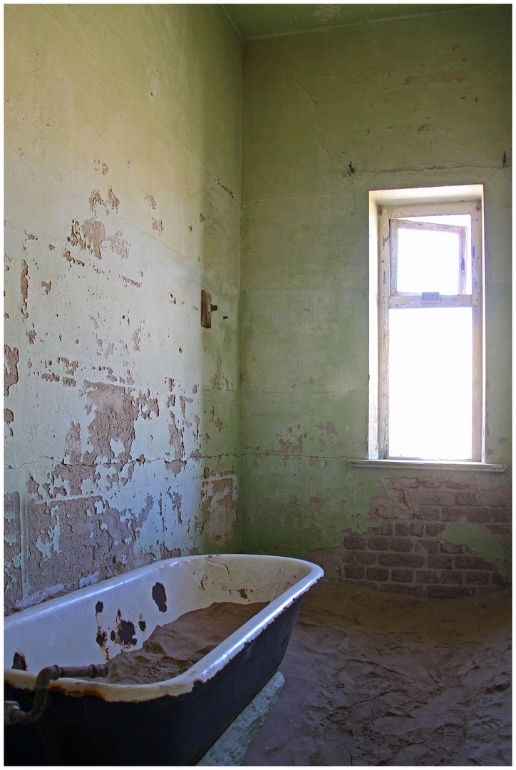 Badezimmer....